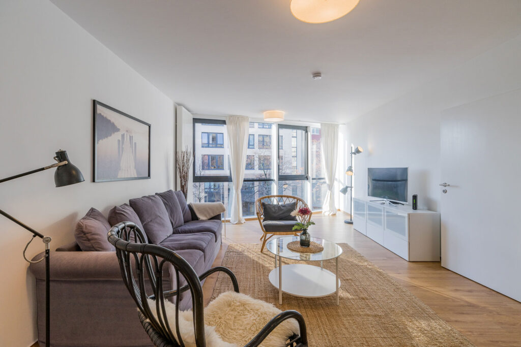 WOONWOON Apartments Wohnung Berlin möblierte Wohnung